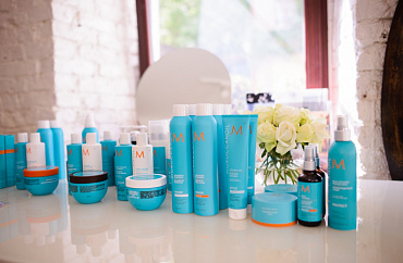 Moroccanoil Styling Sessions