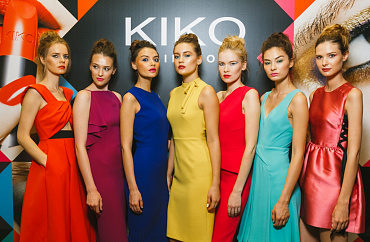KIKO MILANO launch Russia